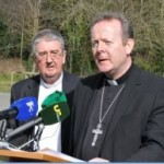 Archbishop Eamon Martin  and Archbishop Diarmuid Martin