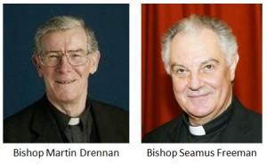 Retiring Bishops 290716