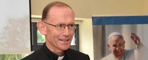 Pope Francis appoints Father Fintan Monahan as Bishop of Killaloe