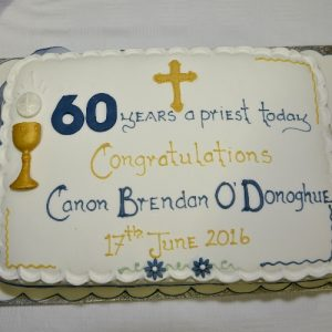Diamond Jubilee of Canon O Donoghue