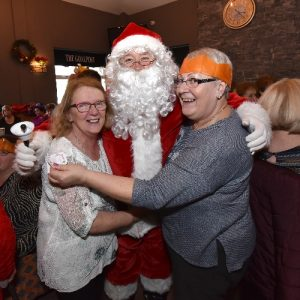 Garda Christmas Party for Older People 20-12-17