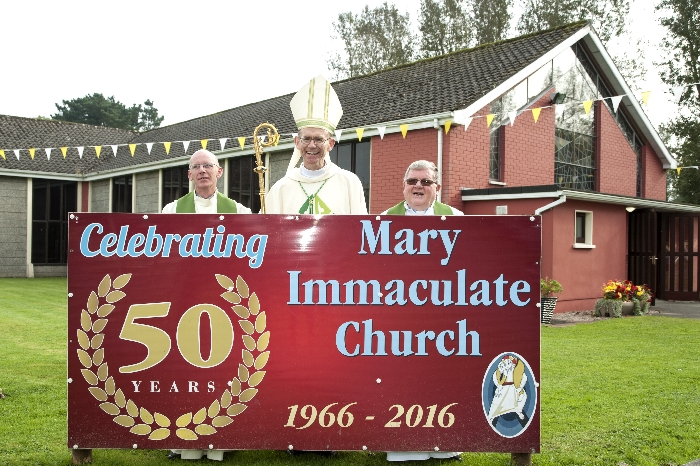 Golden Jubilee of Mary Immaculate Church 09-10-16