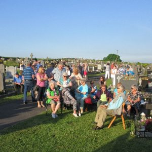 Lemenagh Cemetery Mass 29-05-18