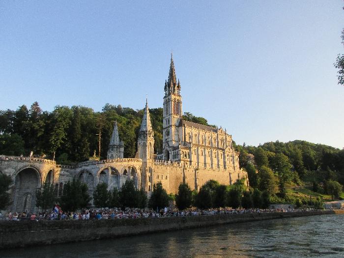 Lourdes June 2018