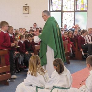 School Opening Masses September 2017