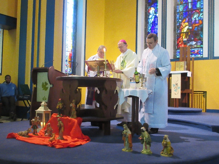 St. Flannans Day Mass 18-12-17