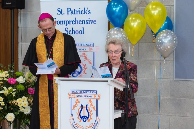 Official Opening of St. Patrick's Comprehensive School Extension 27-04-18