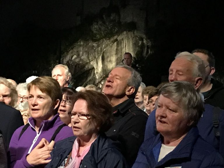 Killaloe Diocesan Autumn Pilgrimage to Lourdes 2017