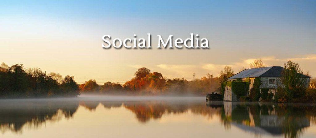 St Senan's Parish Social Media