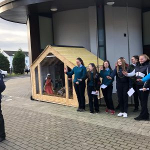 Blessing of Parish Christmas Crib 2019