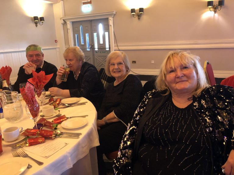 Shannon Senior Citizens Christmas Dinner