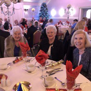 Shannon Senior Citizens Christmas Dinner